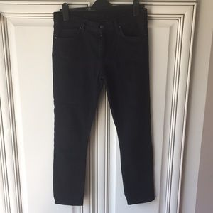 Citizens of humanity black jean size 29